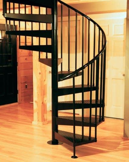 the-frontiersman-spiral-stair-column