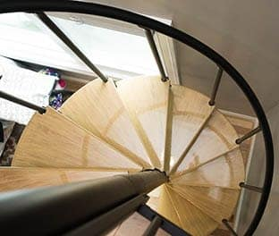 contemporary-the-vacationer-spiral-stair