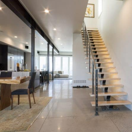 condo-straight-stairs