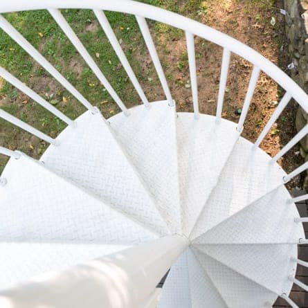 aluminum-spiral-staircase
