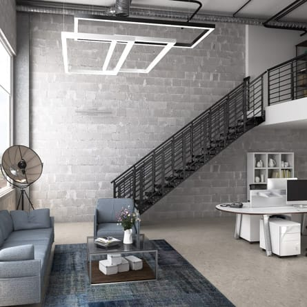 industrial-straight-staircase