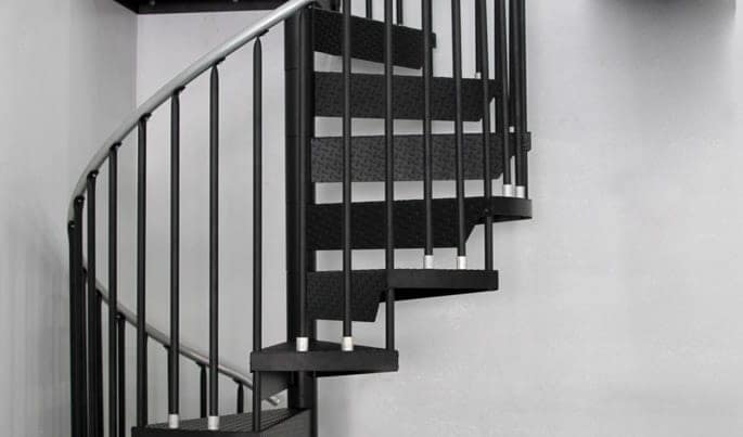 clean-the-shopmaster-spiral-stair
