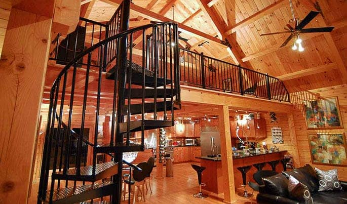 polished-the-frontiersman-spiral-stair