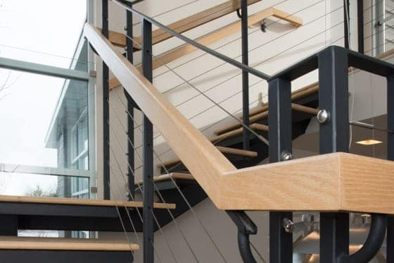 stairs 101 railing header