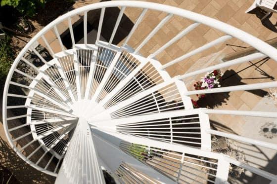 diameter-spiral-stairs