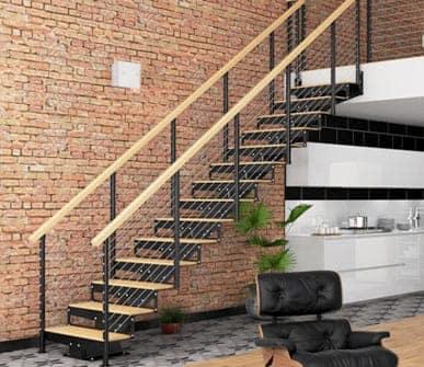 Merveilleux Economy Straight Stair Gallery