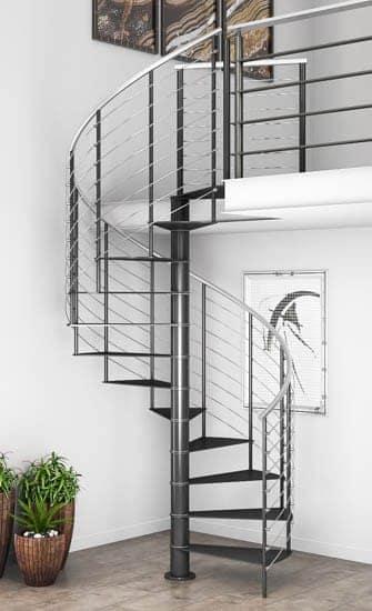 Prefab Metal Stair