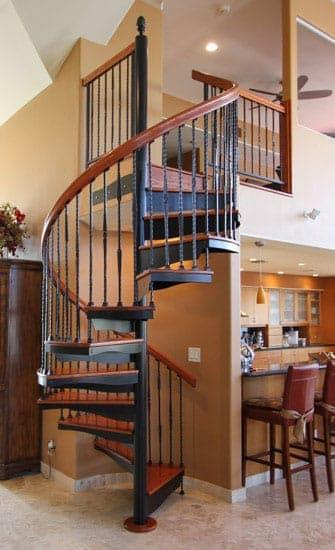 Metal Metal Staircases