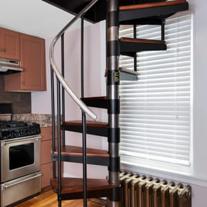 design your premade staircase