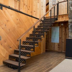 do it yourself straight staircases