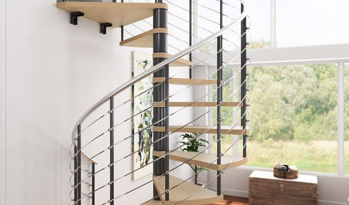 affordable laminate steps