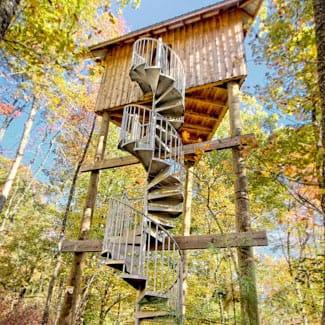 Recreation Spiral Staircases
