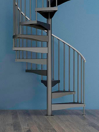 Spiral Staircase Designs Custom Prefab Spiral Stairs Paragon Stairs