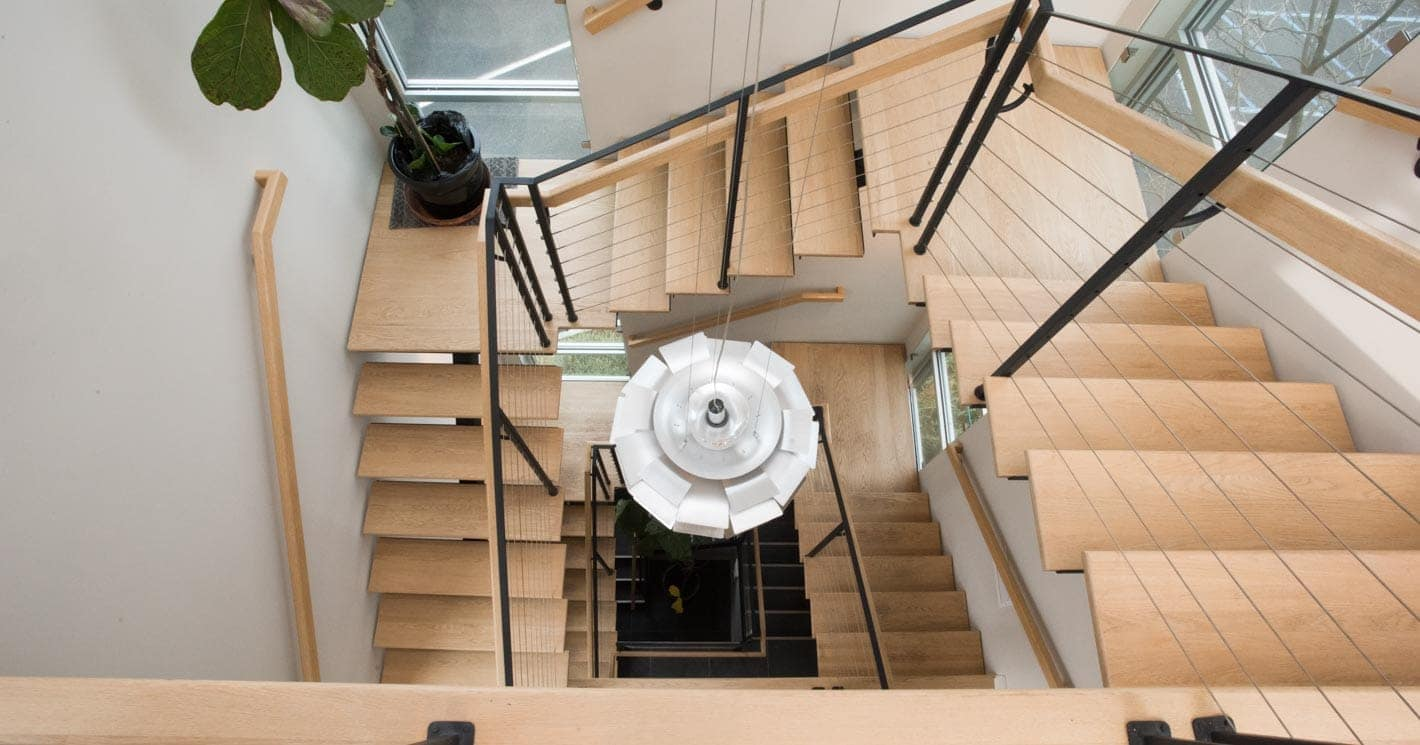 multilevel-floating-staircase