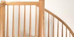 wood balusters