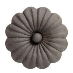 Daisy-Shaped, Non-Weld Medallion - 4""
