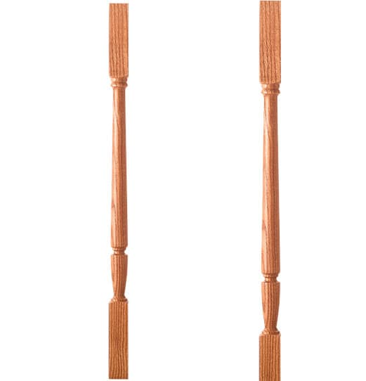 """1-3/4"""" Square Top Baluster"""