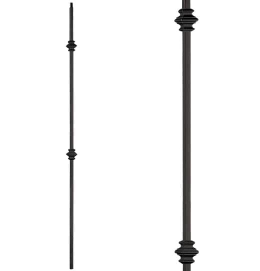 """Keenwall Double Knuckle Baluster - 1/2"""" X 44"""""""