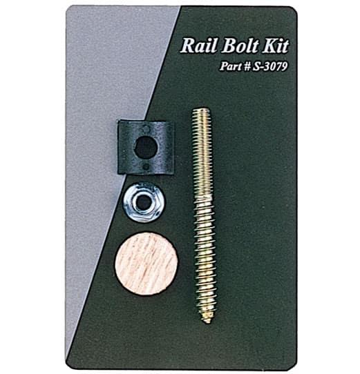 Rail Bolt Kit