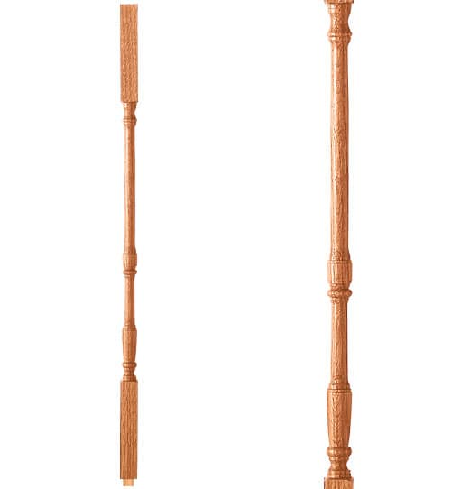 """1-1/4"""" Square Top Baluster"""
