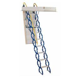 """Prestige Attic Ladder - 7' 4"""" - 9' 10"""" Tall"""