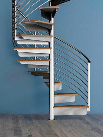 Custom Rail Spiral Stair Budget