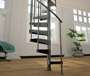 easy installation staircase
